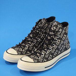 Converse Chuck 70 Gore-Tex Print Sneakers NWT